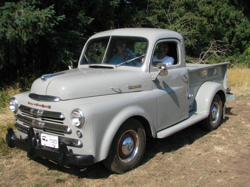 1948 Fargo Aths Vancouver Island Chapter