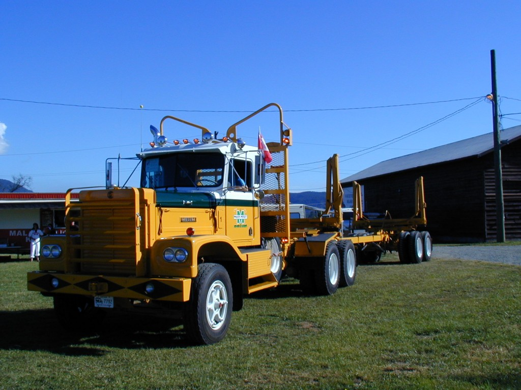 1972 Kenworth Lw Aths Vancouver Island Chapter